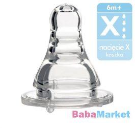 Baby Ono anticolic etetőcumi szil gyors 6m 1203 /H/
