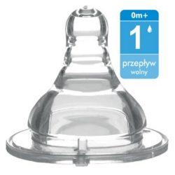 Baby Ono anticolic etetőcumi szil széles 0m 1204