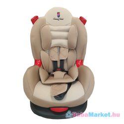 Eternal Shield ES01 - autós gyerekülés - 9-25kg bézs