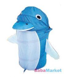 Játéktároló henger - Delfin