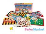 Játékgyűjtemény társasjáték 250 féle 612