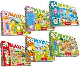 Maxi puzzle kirakós játék