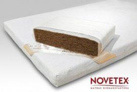 Babamatrac - Novetex bio kókuszmatrac - pamut 60x120x6 cm