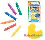 ALEX szappankréta (6 szín, szivacs) 639