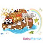 RoomMates Noé bárkája óriás falmatrica