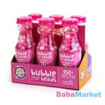 Bead Bazaar Gyöngy palack 1 db - málna