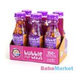 Bead Bazaar Gyöngy palack 1 db - áfonya