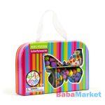 Bead Bazaar Mini utazó gyöngykészlet - pillangó