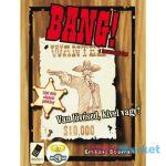 daVinci games Bang! - magyar kiadás Társasjáték