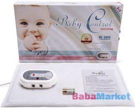 Légzésfigyelő Baby Controll BC-200
