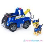 Mancs őrjárat játékok -  Chase figura az autóval