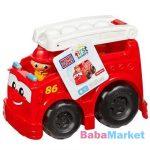 Mega Bloks tűzoltó autó (cdn63)