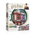 Harry Potter: Kviddics sportszaküzlet 3D puzzle