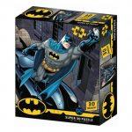 Batman: Batmobile 500 darabos 3D puzzle
