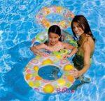 Intex Mintás úszógumi 51cm