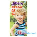 Libero Up&Go 6 XL (38 db) pelenka