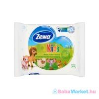 Zewa Kids nedves toalettpapír 42db