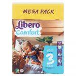 Libero pelanka - Mega pack 3 midi 88db slim fit