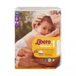 Libero pelenka - Baby Newborn újszülött 78db-os