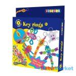 Playbox Kulcstartó készítés, gyöngyök