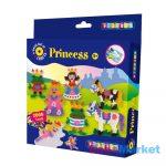 Playbox Gyöngykép figurák, 2000 db - hercegnő