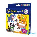 Playbox Gyöngykép figurák - kutyák és cicák