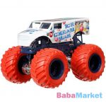 monster jam kisautók - Ice Cream Man - játékautó