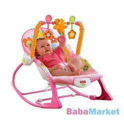 Fisher-Price rezgő baba pihenőszék lányoknak 18 ki ig