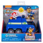 mancs őrjárat játékok - Chase tengerjáró járművel
