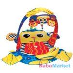 Lamaze Makai majmos bébi játszószőnyeg