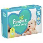 Pampers newbaby pelenka 43db-os
