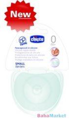 Chicco szilikon mellbimbóvédő S méret (2db)