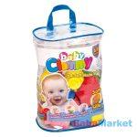 Clemmy Baby Építőkockák 48db