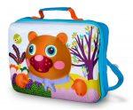 Gyerek táska - Oops erdőlakók - Vállpántos