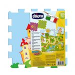 Chicco Puzzle szőnyeg 9 db-os Castle - mosható habszivacs