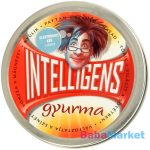Intelligens gyurma - csillámló elektromos kék