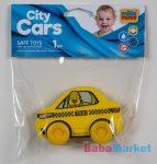 Rágóka My First City Car-Taxi