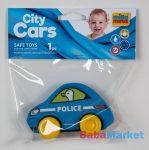 Rágóka My First City Car Police