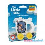 My First Car rágóka - Little Mole süni