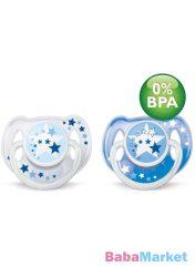 Avent cumi - 6hó éjszakai BPA mentes