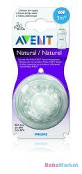 Avent Natural pótcumi közepes folyású 3h 2db