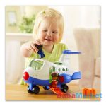 Fisher-Price Little People - Fecsegő repcsi