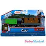 Thomas: motorizált kismozdony - Toby