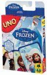 Mattel Uno kártya Jégvarázs