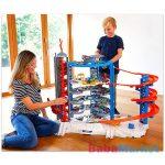 Mattel Hot Wheels - Super Ultimate garázs (FDF25)