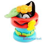 Fisher Price játékok - kukucska virágcserép