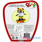 Fisher-Price Bing: gördeszkázó Panda