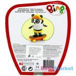 Fisher-Price Bing: gördeszkázó Panda