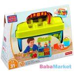 Mega Bloks : Mini piac 31 darabos