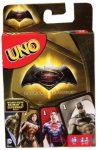 Batman Vs Superman UNO kártya - különleges szabályokkal és 4 extra kártyával